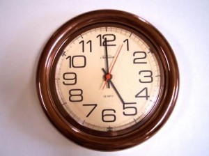 5:00 o'clock
